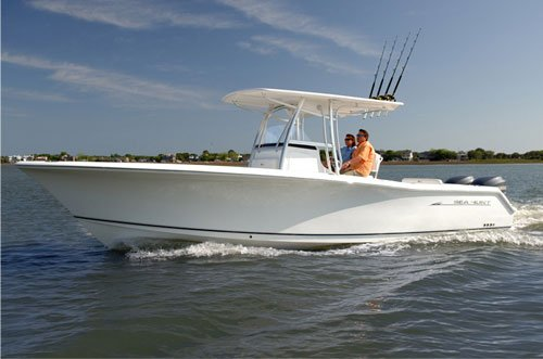 View Larger Images of the 2011 Sea Hunt Gamefish 29