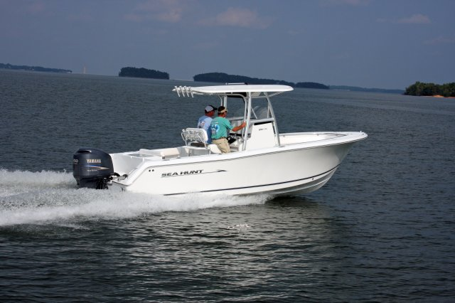 New 2011 Sea Hunt Triton 240 For Sale