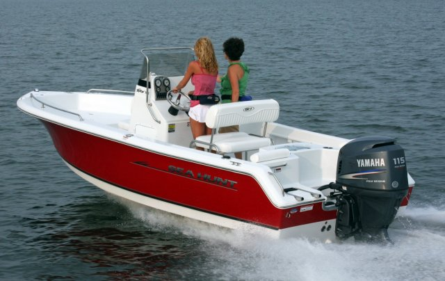 The Triton Series The Triton Series exemplifies what Sea Hunt Boat ...
