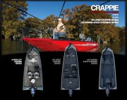 Xpress Crappie Hyper-Lift Series available in 17 and 18 Foot Models