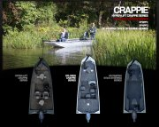 Crappie Xplorer Series Available in 16 and 18 Foot Models