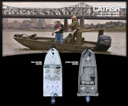 Catfish Series Available in 20 and 24 Foot Models
