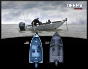 Deep V DVX Series Available in 18 and 19 Foot Models