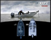 Deep V Yukon Series Available in 18 and 19 Foot Models