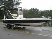 Pre-Owned 2005 ShearWater Z22 Bay Boat for sale