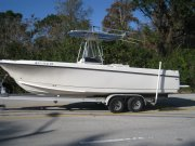 Used 1998 Shamrock 246 Open Center Console for sale