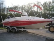 Pre-Owned 2007 Tahoe 21 Deck Boat  Boat for sale