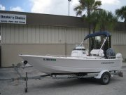 Pre-Owned 2008 Triumph 170 Center Console Power Boat for sale