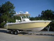 Pre-Owned 2007 Everglades 270 CC Center Console Power Boat for sale