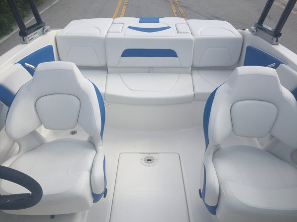 A 19 H2O Sport Bowrider is a Power and could be classed as a Bowrider, Cruiser, Deck Boat, Dual Console, High Performance, Ski Boat, Wakeboard Boat, Weekender, Runabout,  or, just an overall Great Boat!