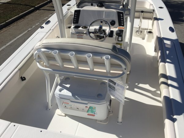 A 246 Cayman Bay Boat is a Power and could be classed as a Bass Boat, Bay Boat, Bowrider, Center Console, Fish and Ski, Flats Boat, Freshwater Fishing, High Performance, Saltwater Fishing, Runabout,  or, just an overall Great Boat!