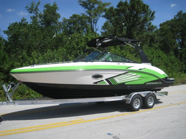 These propulsion systems are usually inboard engines that take in water that flows through a pump powered by an impeller. The water is then discharged at high pressure through a nozzle that propels the boat forward.