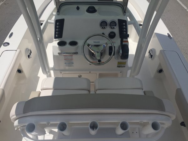 A 226 Cayman Bay Boat is a Power and could be classed as a Bass Boat, Bay Boat, Bowrider, Center Console, Deck Boat, Fish and Ski, Flats Boat, Freshwater Fishing, High Performance, Saltwater Fishing, Sedan, Skiff, Runabout,  or, just an overall Great Boat!