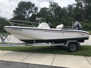 Pre-Owned 1999 Boston Whaler 18 Dauntless Center Console Power Boat for sale