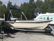 Pre-Owned 2002 Keywest Boats 1520 Bay Boat Power Boat for sale